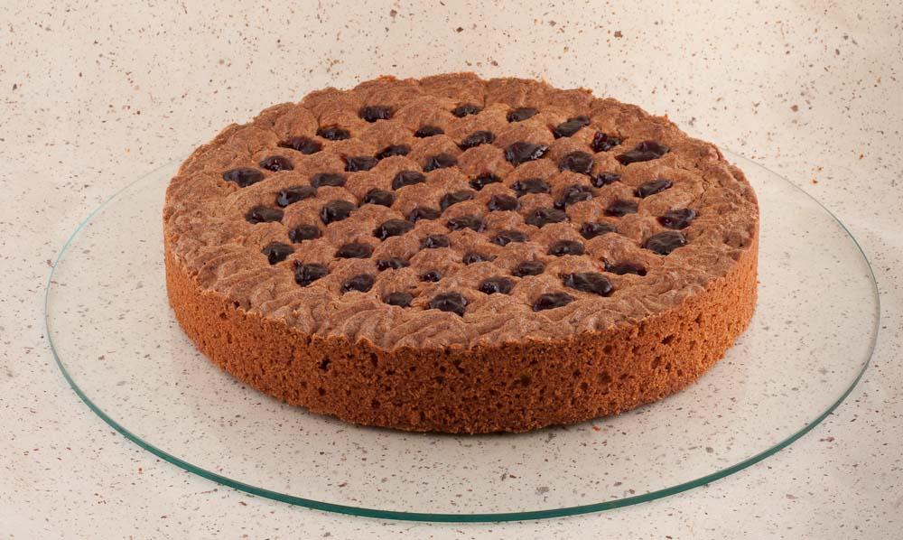 Konditorei linzer torte